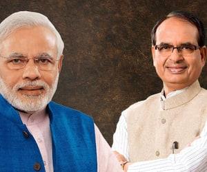 Madhya Pradesh, Narendra Modi, Shivraj Singh Chouhan, Kamal Nath, Digvijaya Singh, Congress