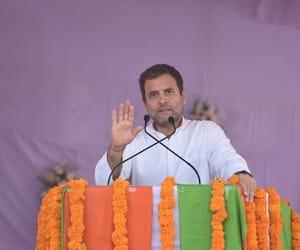 Rahul Gandhi belongs to which gothra? BJP questions
