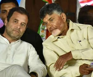 fierce discussion on congress tdp alliance in telengana