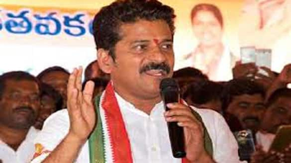congress mp revanth reddy started free meals for corona patients at gandhi hospital - bsb