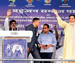 will BSP be a major factor in Rajasthan?