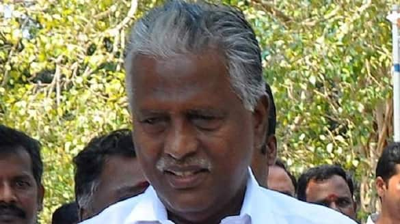 Veppanahalli MLA, Rajya Sabha MP.? What to resign.. KP Munusamy in confusion..!