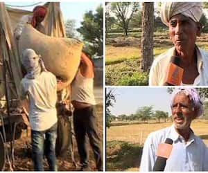 will the struggling farmers rage will reflect in Rajasthan election?