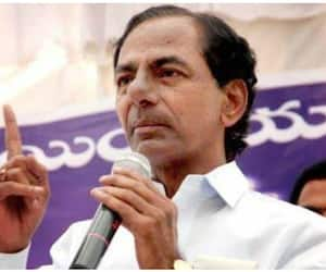 chandra sekhara rao publicly insults an young man