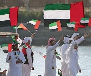 breaking rules during national day celebration in UAE will lead to punishments