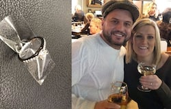 New York Police Find Couple who lost engagement ring