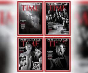 Jounalists Jamal Khashoggi newspaper named Time's Person of the Year
