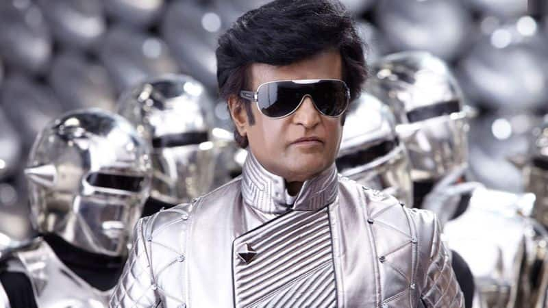 Rajinikanth made an appearance in the English action movie Bloodstone that released in 1988