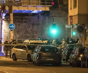 France Christmas market attack: Suspect killed in police shootout