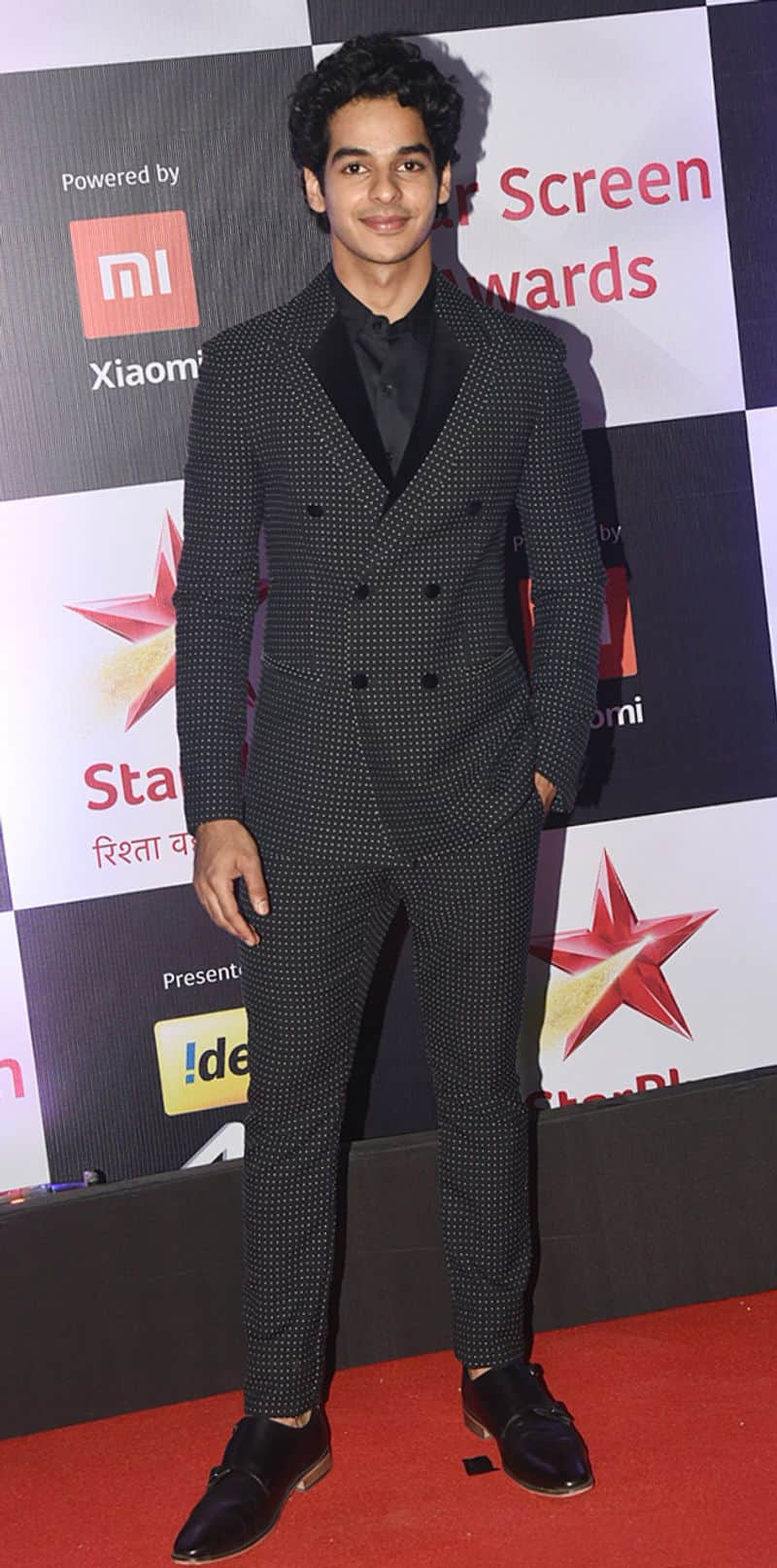 Print on print, Ishaan Khatter, knows how to work this trend.