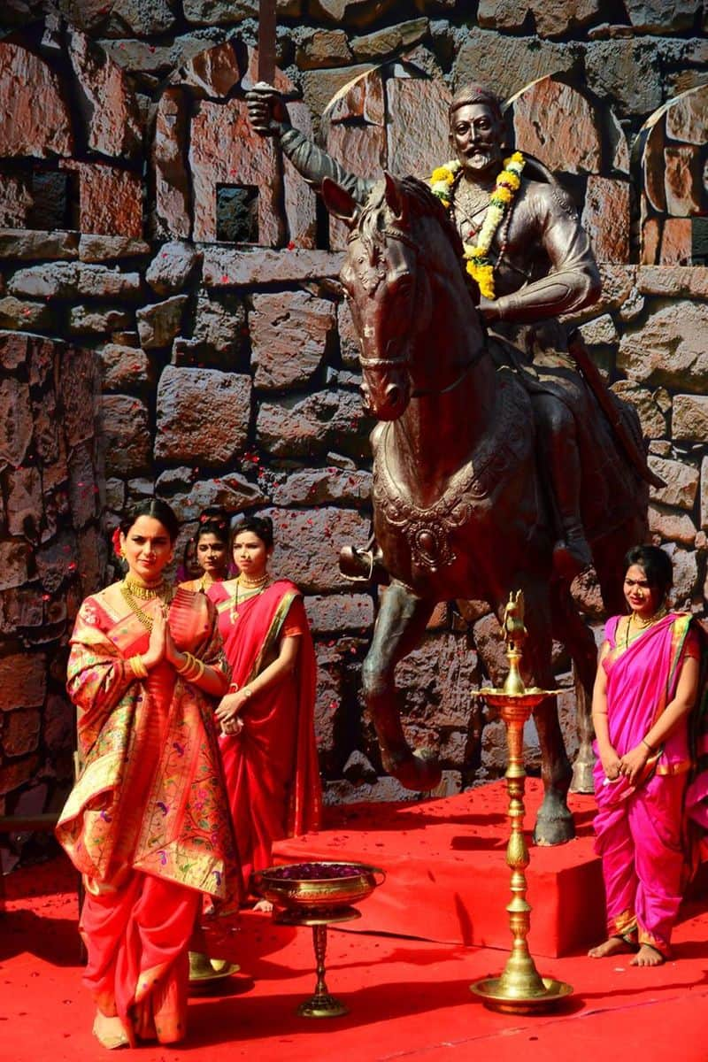 The historical period drama features Kangana Ranaut in the titular role and is based on the life and times of the queen of Jhansi, Laxmi Bai.