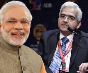Market Narendra Modi boost low GST, RBI governor Shaktikanta Das cooperation government