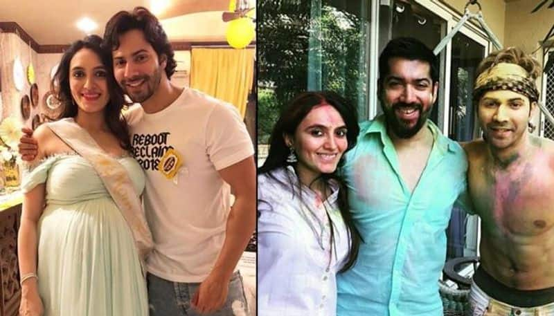 Bollywood actor Varun Dhawan's brother Rohit Dhawan and his wife Jaanvi Desai have become proud parents to a baby girl on May 31, 2018.