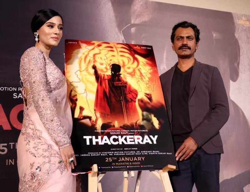 Starring Nawazuddin Siddiqui as late politician Balasaheb Thackeray, the movie is slated for a January 25, 2019 release.