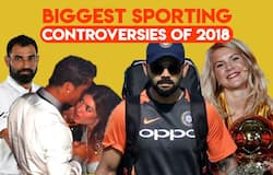 Controversies of Sports World in 2018