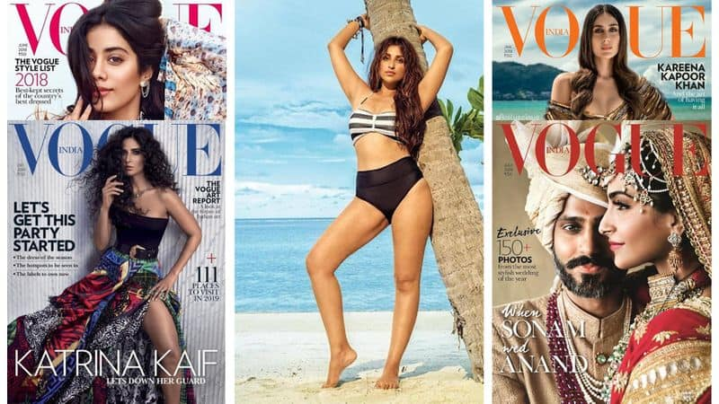 Bollywood actors have always wowed us with their stunning and jaw-dropping magazine covers. Photoshop or not, here's a dekko at the most gorgeous covers of 2018. MyNation has picked 20 such magazine covers that made jaws drop with their beauty or controversy.