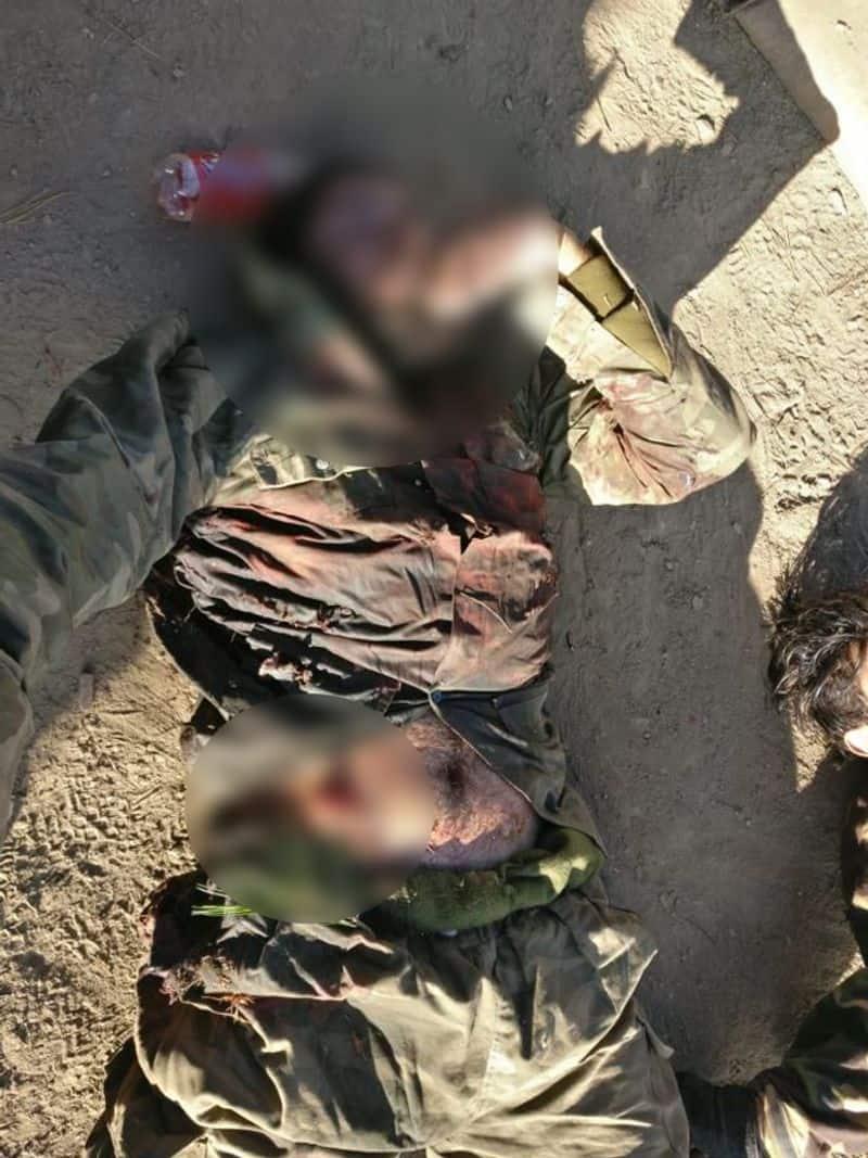 घुसपैठियों ने जिस तरह की पोशाक पहन रखी थी, वो पाकिस्तान की सेना की नियमित वर्दी जैसी थी। उनके पास से पाकिस्तान के चिह्नों वाला सामान बरामद हुआ था। उनसे मिली चीजों से यह अंदेशा लगाया जा रहा है कि घुसपैठ का इरादा भारतीय सेना पर भीषण हमला करने का था।