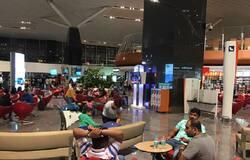 Bangalore airport KIA