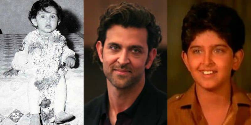 Hrithik had a stammering problem since childhood.