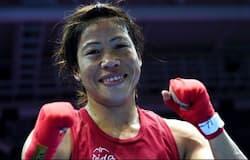 world no.1 boxer mary kom