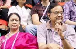 Chidambaram wife Nalini