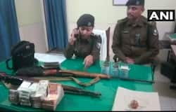 Police raided the house of anant singh supporter