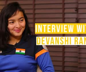 Shooting prodigy Devanshi Rana eager to move out of celebrity father's shadow, sets sights on Olympics