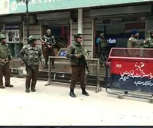 Grenade attack on Srinagar's Lal Chowk, SOG camp also attack in Shopian