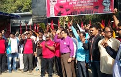 HAL protest