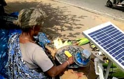 Selvamma solar fan cron seller