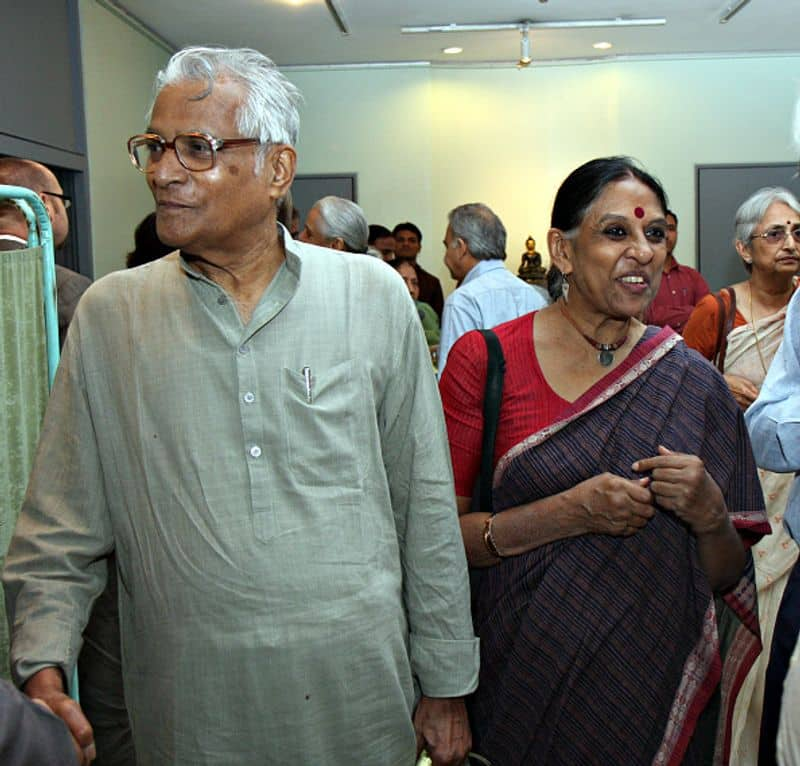 Jaya Jaitley remained his partner for more than 25 years