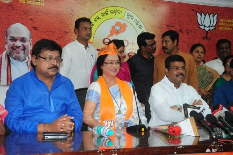 "Mahasweta Ray: Veteran Odia actor Mahasweta Ray joined the BJP in the presence of senior leaders, including Union minister Dharmendra Pradhan, at the party headquarters in Bhubaneswar on February last year. ""I joined the BJP as I was influenced by the ideology of Prime Minister Narendra Modi. I do not know anything about the ideology of Chief Minister Naveen Patnaik,"" she said in an apparent dig at the chief minister."