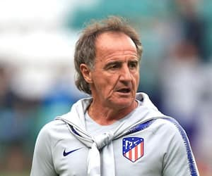 Atletico Madrid's fitness trainer accused of violence against women