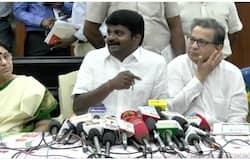 Health Minister Vijayabaskar Press Meet