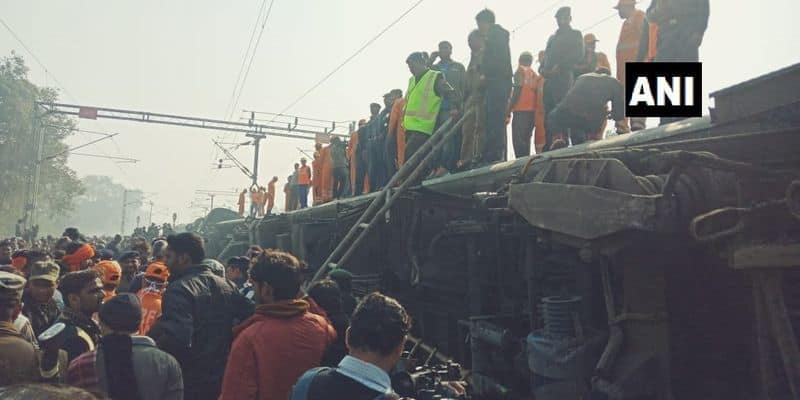 Seven people died and 24 injured on Sunday after 11 coaches of the Delhi-bound Seemanchal Express derailed in Vaishali district of Bihar.