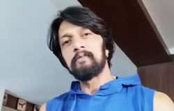 To overcome the problem of 'shyness', Kiccha Sudeep joined the Roshan Taneja School of Acting in Mumbai
