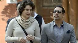 Priyanka Gandhi cancels poll campaign after husband Robert Vadra Tests Positive for Covid ckm