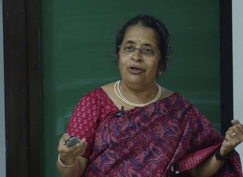 Prof Rohini Godbole, a Padma Shri awardee, is best known for her work at CERN, the European Organization for Nuclear Research.