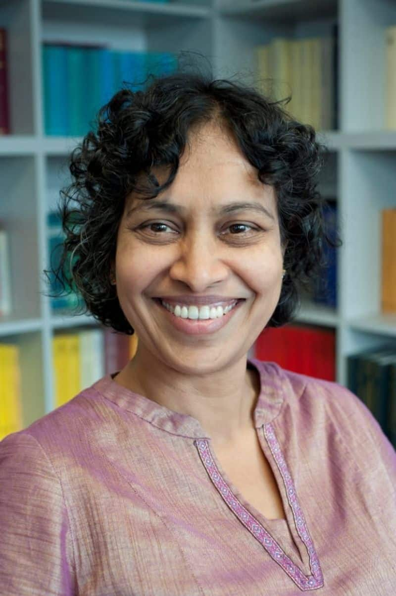 Asha Rao is an associate professor and an expert in information security. Part of her research interests include the mathematics underpinning quantum cryptography; coding theory; and risk management.