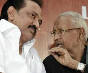 5 percent reservation in education and employment for intercaste marriages .. Will Stalin fulfill K. Veeramani's wish?