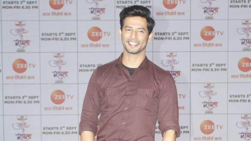"""ehban Azim who plays Malhar Rane in Tujhse Hai Raabta said """"I believe in celebrating love every day. It is a pure feeling and we must value  every relationship that we share and shower them with immense love. On this beautiful day, I would like to wish my fans a very Happy Valentine's Day."""""""