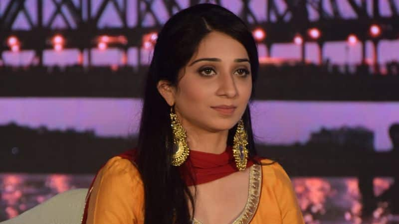 """Vrushika Mehta who plays Asmita in Yeh Teri Galiyaan said, """"I want to share a very funny memory associated with the day. Back in college, a guy proposed to me  on Valentine's day. He approached me after his friends prodded him to take the first step.   But, before he could even utter a word, I rejected him. While I laugh over it now, it  was very embarrassing for both of us then. But we still continue to be friends and have a good laugh over the incident whenever we meet."""""""