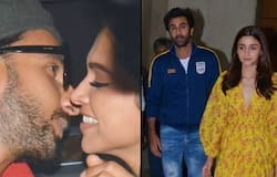 Special movie screenings seem to be the go-to date strategy for Bollywood celebs