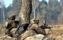 Encounter going on in Pulwama district in south Kashmir