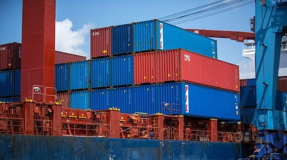 Exports zooms in may 2021