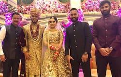 Nitish Rana marriage