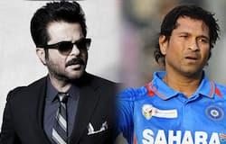 Anil Kapoor and Sachin