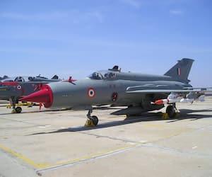 Indian Air Defence Foils Pakistan's F-16 misadventure