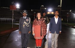 Know Indian connection with woman, who came from Pakistan with abhinandan vathaman