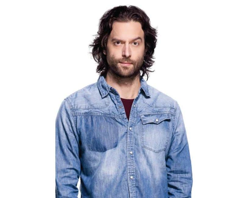 """Comedian Chris Delia  will do what he does best as Henderson in Season 2, a comic who has a """"hard-life-lessons man-of-the-people""""."""